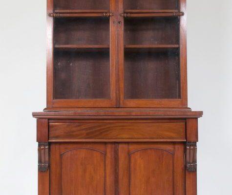 librería Alacena Época Victoriana